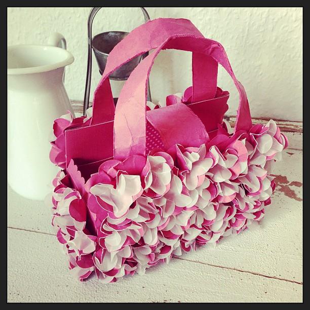 Oder lieber in Morgenrot? :-) #handbag #campink