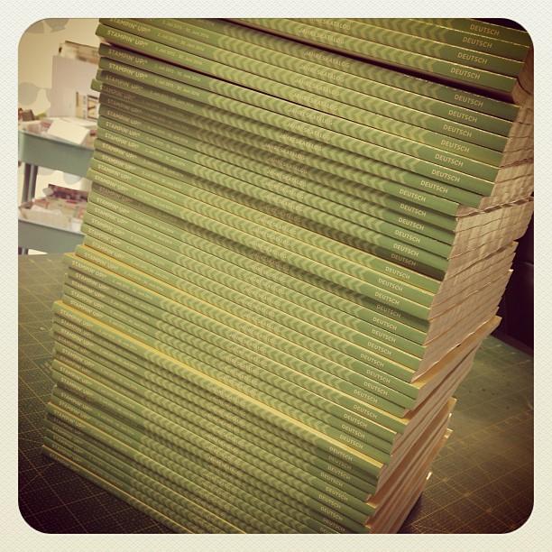 Neue Lektüre :-) #stampinup #kataloge