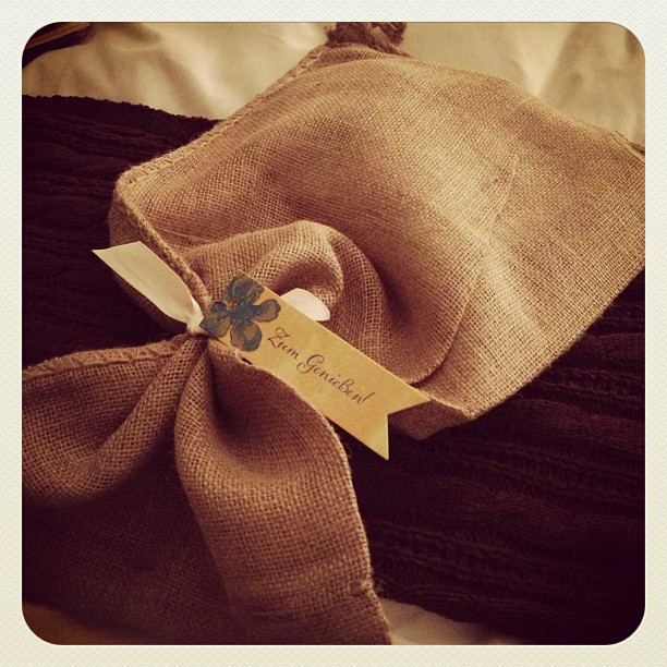 Etwas nettes :-) Pillowgift #2