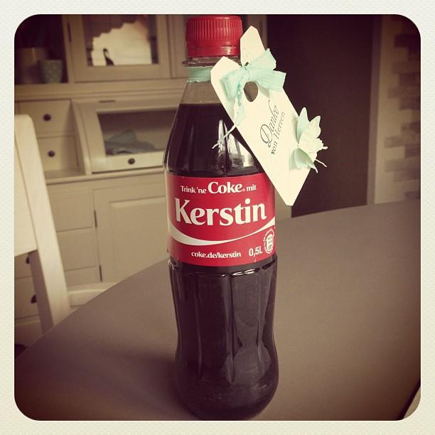 Meine eigene Coke :-)