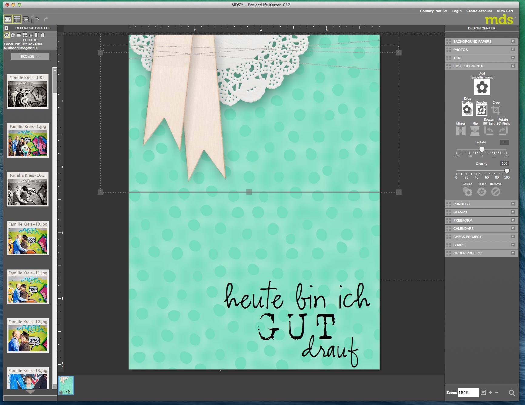 My Digital Studio Objekte gruppieren Bild2