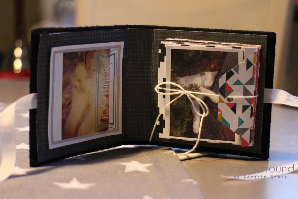 Joschi Leporello MiniAlbum mit Stampin´ Up! DP Kaleidoskop Frühjahr2014 Detail3
