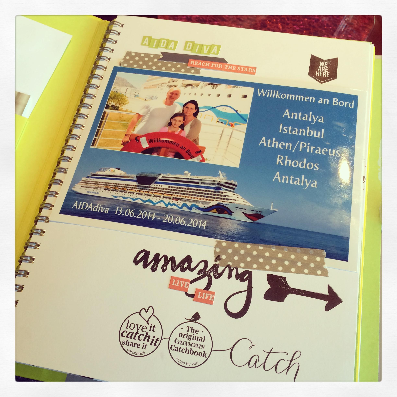 Reisetagebuch AIDA Juni 2014
