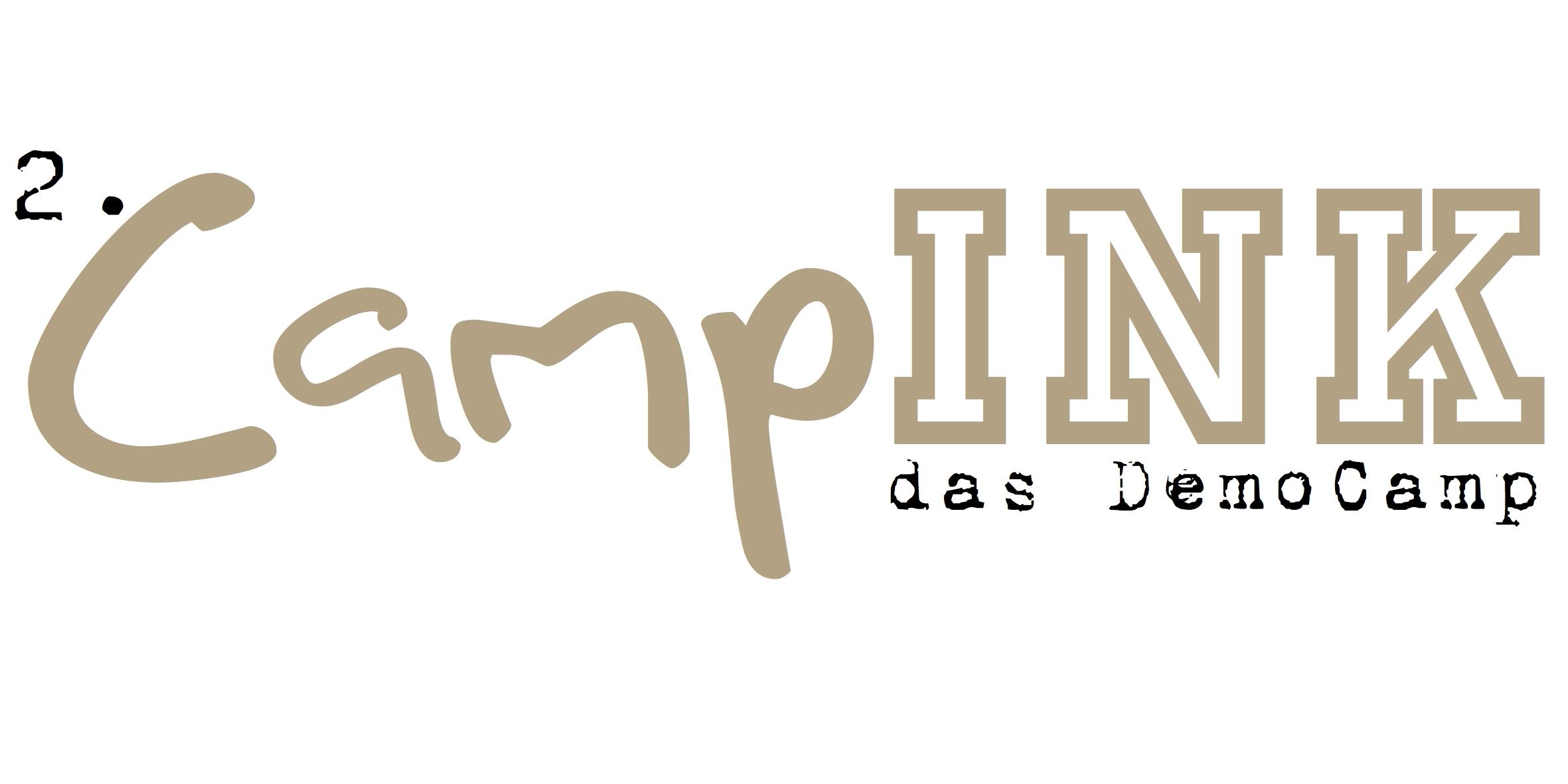 CampInk2014 Logo