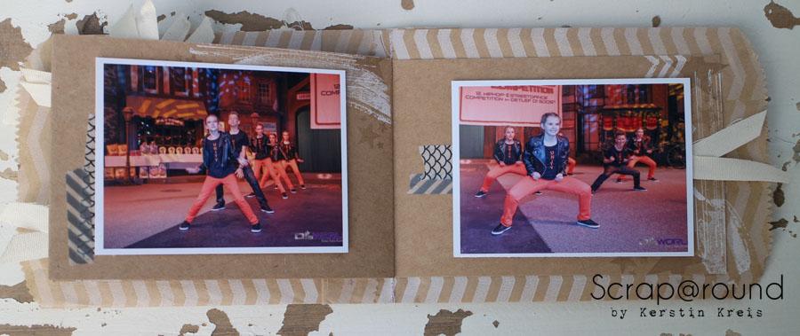 """MiniAlbum Unity Stempelset """"Work of Art"""" Detailbild8"""