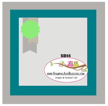 Stamping & Blogging DesignTeam Sketch66