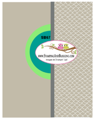 Stamping & Blogging DesignTeam Sketch67