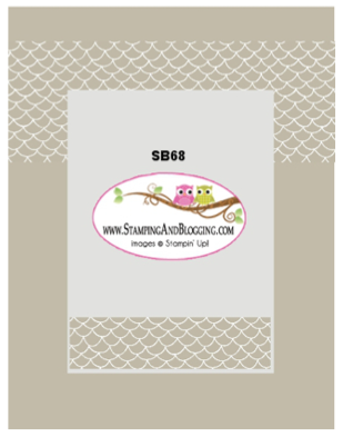 Stamping & Blogging DesignTeam Sketch68