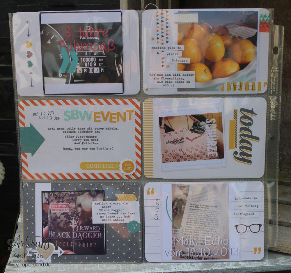ProjectLife - Stampin´ Up! Artisan DesignTeam BlogHop 18.09.2014 Detailbild7