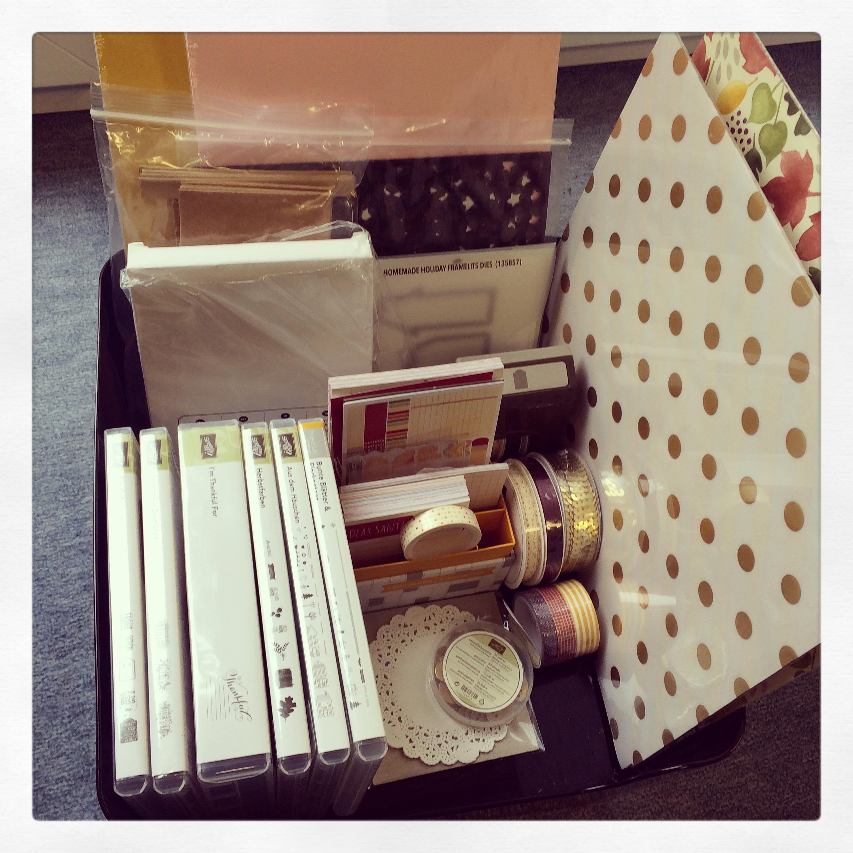 Artisan DesignTeam Box Oktober 2014