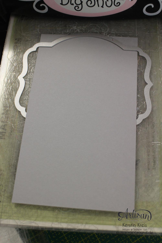 """Stamping & Blogging DT Sketch71 Einsteck-Karte mit Stempelset """"Wünsche zum Fest"""" Detailbild5"""
