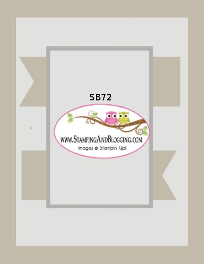 Stamping & Blogging DesignTeam Sketch71
