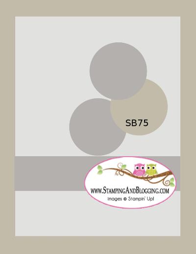 Stamping & Blogging DesignTeam Sketch75