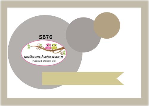 Stamping & Blogging DesignTeam Sketch76