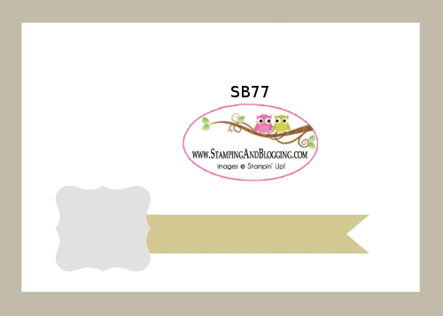 Stamping & Blogging DesignTeam Sketch77