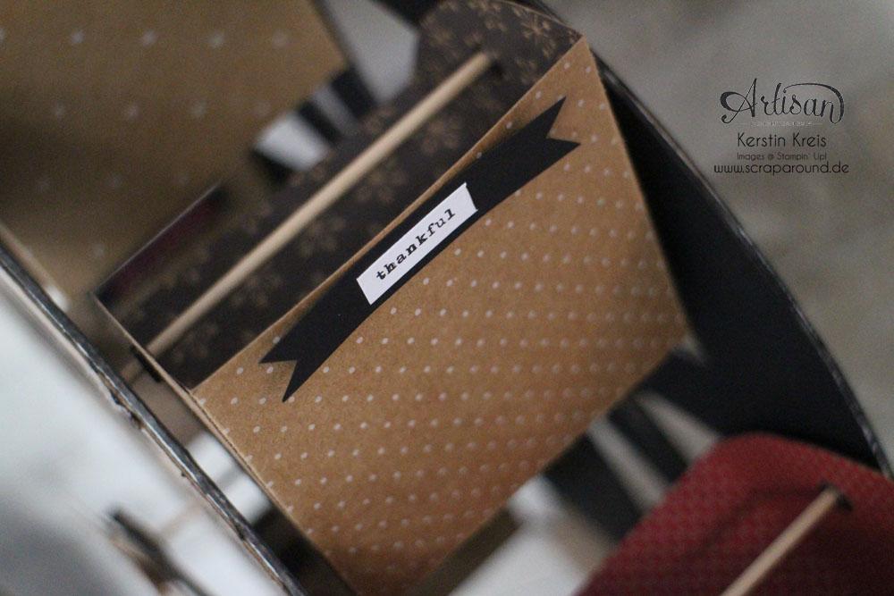 """""""merry-go-round"""" - Stampin´ Up! Artisan DesignTeam BlogHop 06.11.2014 - Riesenrad aus Cardstock Detailbild5"""