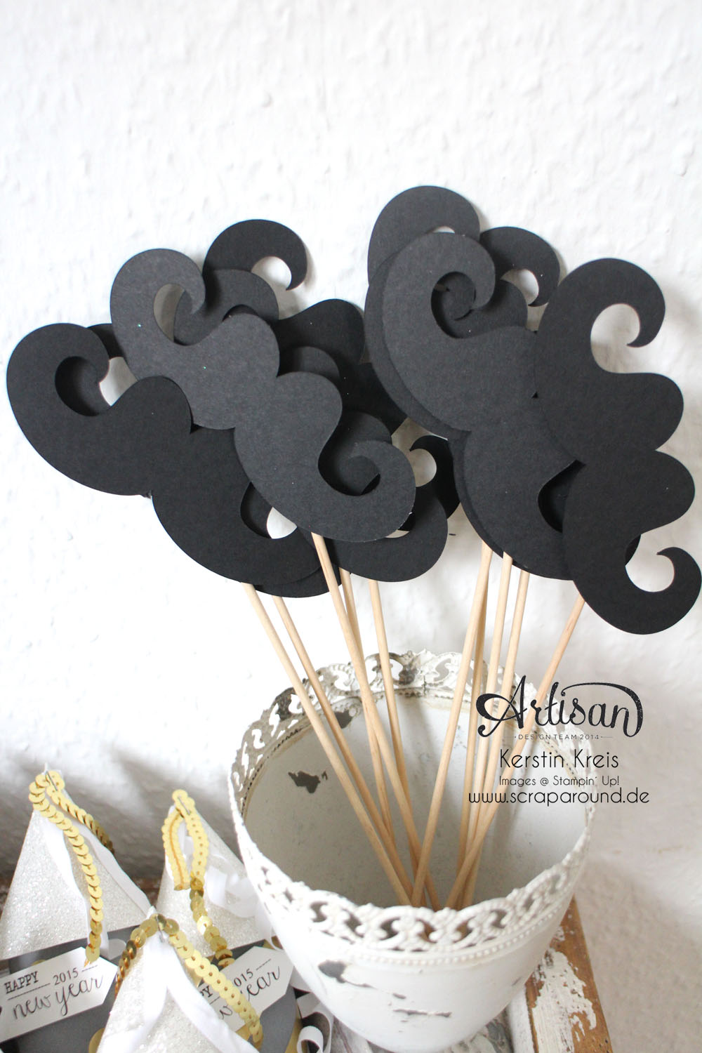 happy new year stampin up artisan bloghop stampin 39 up mit kerstin kreis. Black Bedroom Furniture Sets. Home Design Ideas