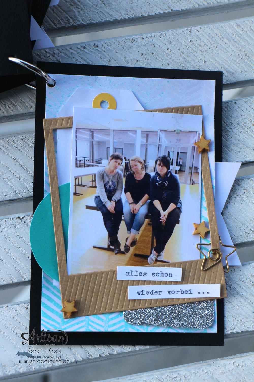 """""""MiniAlbum CampInk 2014"""" - Stampin´ Up! Artisan DesignTeam BlogHop 15.01.2015 - Album mit dem Projekt-Set """"Für jemand Besonderen"""" Detailbild10"""