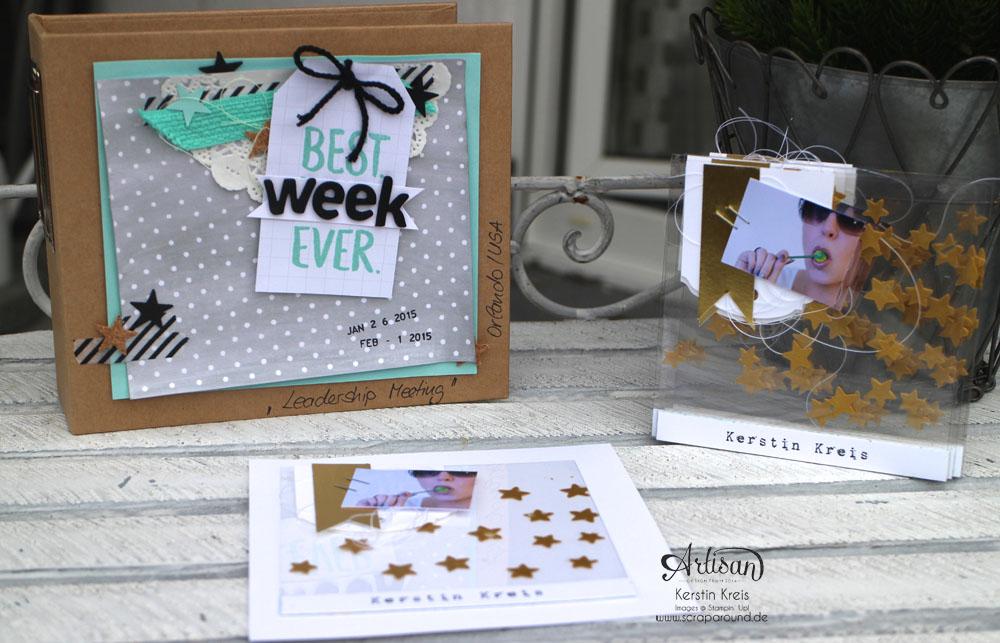 """""""Memory-Card-Swap"""" - Stampin´ Up! Artisan DesignTeam BlogHop 29.01.2015 - Tauschkarte mit ProjektSet """"meine Welt"""""""
