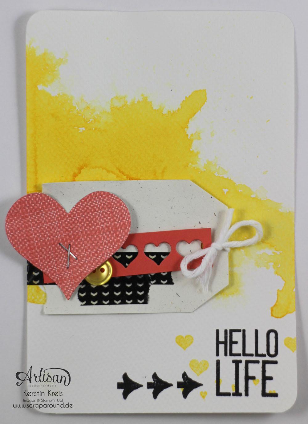 """ProjectLife-Karten"" BlogHop Janna 09012015  SAB und Frühjahr-/Sommerkatalog 2015 Detailbild03"