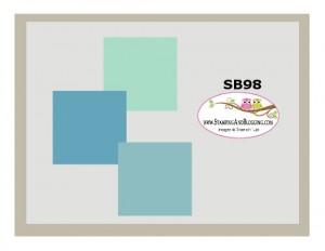 Stamping & Blogging DT Sketch98 Apr 1