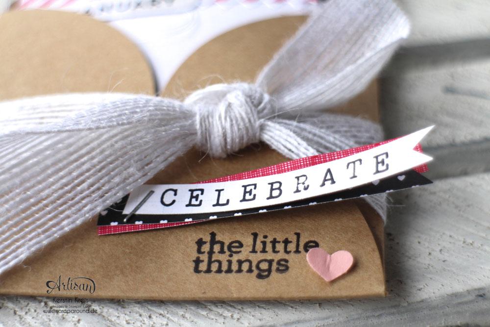 """""""Valentins-Geschenk"""" - Stampin´ Up! Artisan DesignTeam BlogHop 12.02.2015 - Tasche mit Einsteckkarten DP """"jede Menge Liebe"""" und Stempelset """"perpetual Birthday Zahlender"""" Detailbild2"""