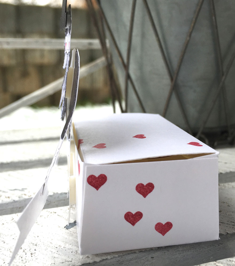 """wood you be mine?"" - Stampin´ Up! Artisan DesignTeam BlogHop 26.02.2015 - Heiratsantrag mit Stempelset ""wood you be mine"" Detailbild1"