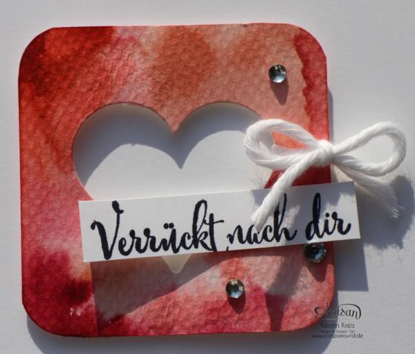"Inspiration&Art BlogHop14022015 Insta-Minis Watercolor Stempelset ""wir beide"" Frühjahr-Sommerkatalog 2015 Detailbild03"