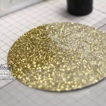 """Stamping & Blogging DT Sketch96 Goldfieber Karte mit Sale-a-bration Stempelset """"Wie du bist"""" und Designerpapier """"Erstausgabe"""" Detailbild6"""