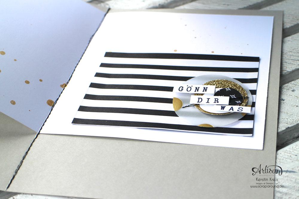 """WS Jenni 28022015 Projekt Karte mit Stempelset """"hello life"""" und ABC Rollenstempel Detailbild1"""