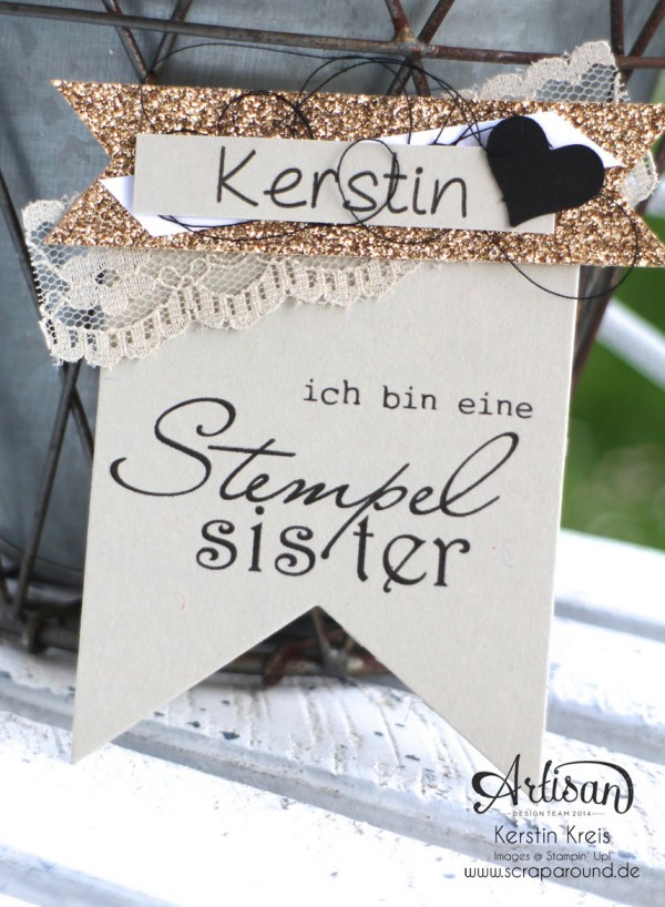 Inspiration&Art BlogHop 01052015 Glitter&Glam Namensschilder DemoTreffen Mainz Detailbild02