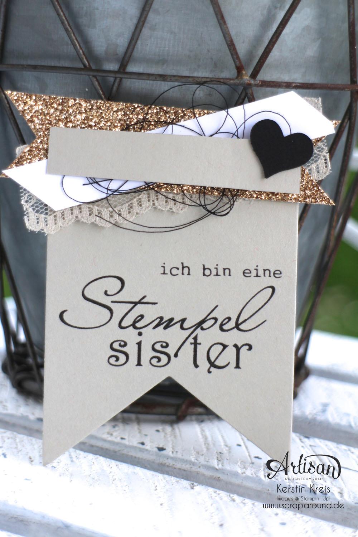 Inspiration&Art BlogHop 01052015 Glitter&Glam Namensschilder DemoTreffen Mainz Detailbild05