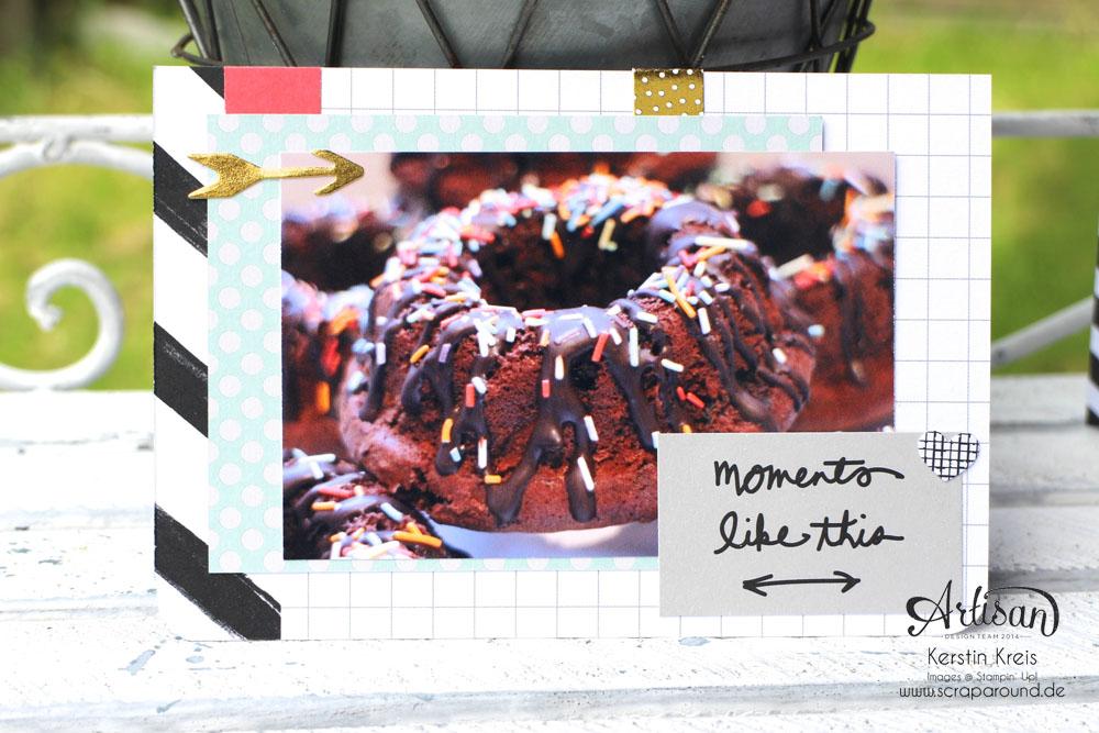 """MiniAlbum """"Happy Birthday"""" mit ProjectLife Set """"Momente wie diese""""  Detailbild10"""