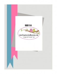 Stamping & Blogging DesignTeam Sketch 116