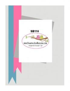 Stamping & Blogging DesignTeam Sketch 116