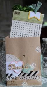"""Stampin´ Up! Artisan DesignTeam BlogHop 23.07.2015 Verpackungsideen mit Geschenktüten """"schnelle Überraschung"""" und """"Tag a Bag Zubehörset"""" und Natur-Elemente """"Wortwörtlich"""" Detailbild06"""