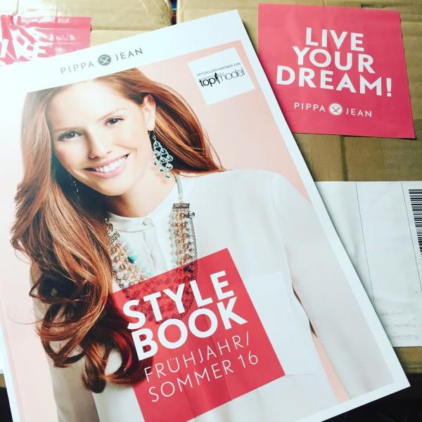 Pippa&Jean Katalog Frühjahr/Sommer 2016