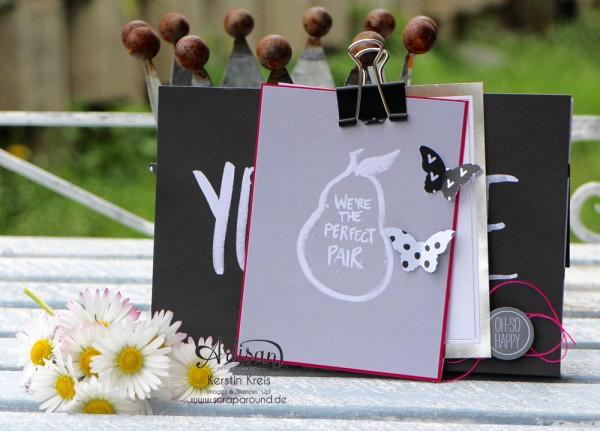 Inspiration + Art Einladung Hochzeit Detailbild1