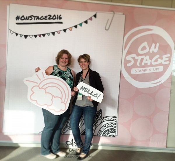 Stampin Up OnStage 2016 006