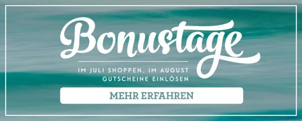 Stampin' Up! Bonustage Aktion Juli 2016