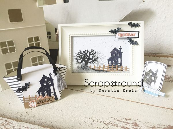 Stampin Up Inspiration&Art Halloween Produkte 08