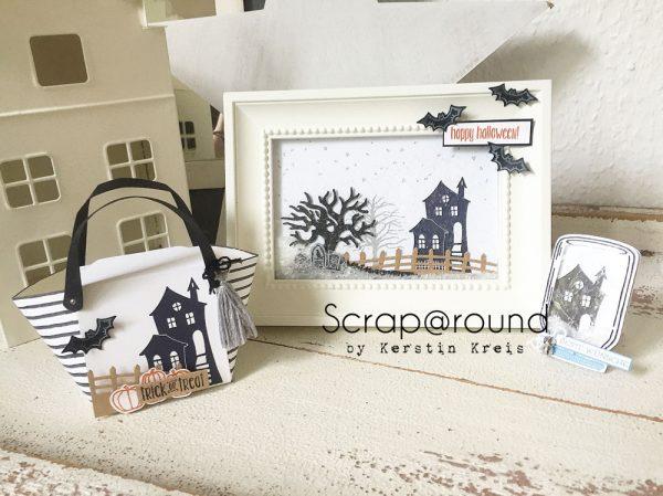 Stampin Up Inspiration&Art Halloween Produkte 08