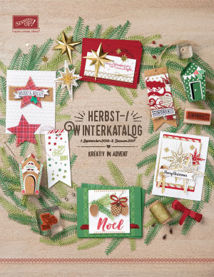 Stampin' Up! Herbst/Winterkatalog 2016