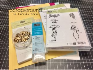 "Stampin' Up! Materialpaket Aquarellstifte und Set ""Mit Stil"" Bild8"