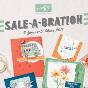 Stampin' Up! SAB Sale-a-bration 2017 Bild