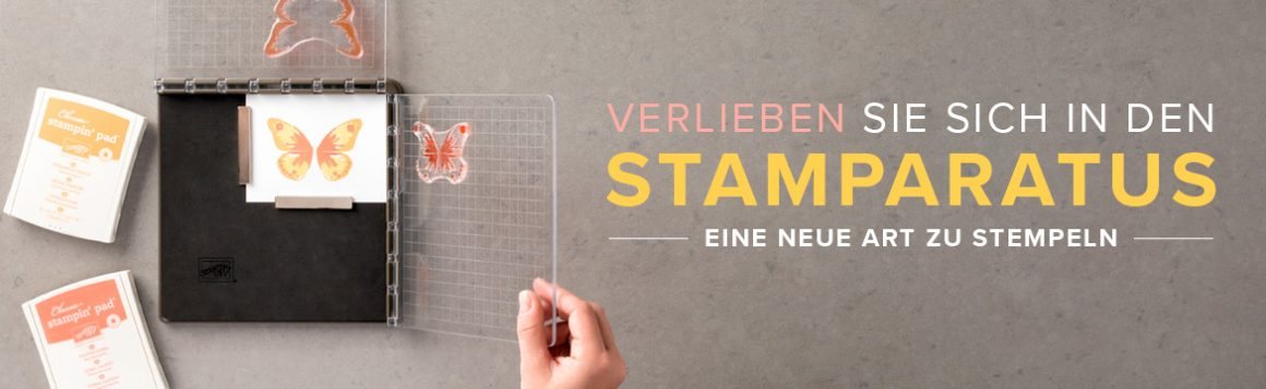 """Der """"Stamparatus"""" – die neue Stempelhilfe stellt sich vor :)"""