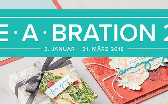 Sale-a-bration 2018 und der neue Frühjahr/Sommerkatalog