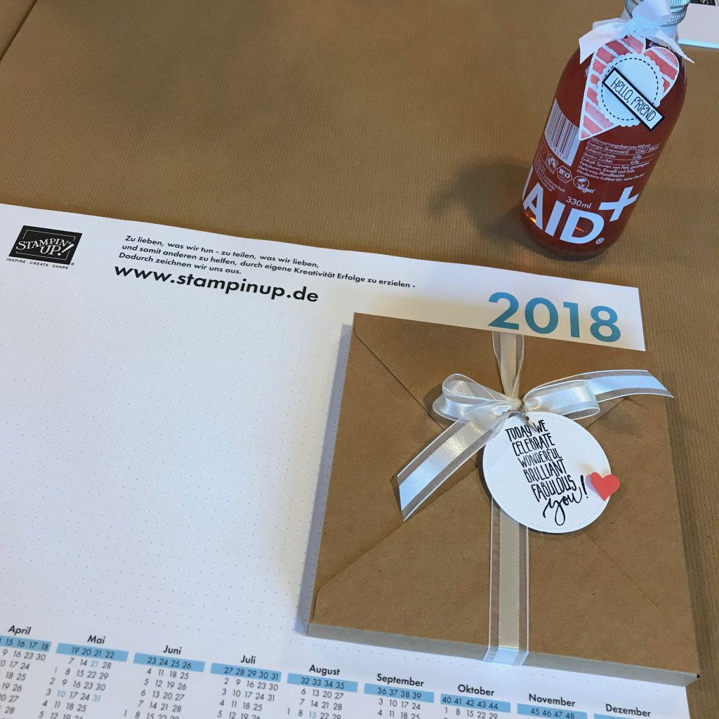 Stampin' Up! Demonstrator Teamtreffen 012018 Bild 1