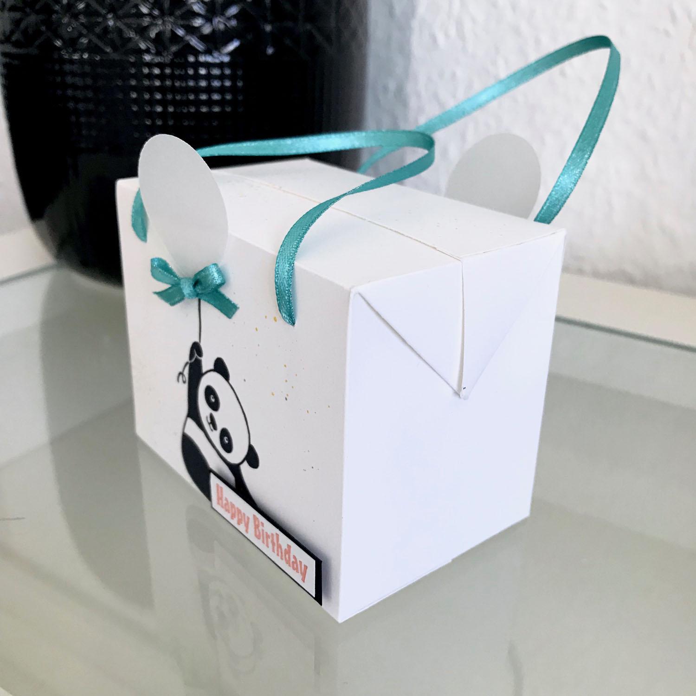 stampin up Verpackung Tasche Designerpapier SAB GDP#127 Detailbild7