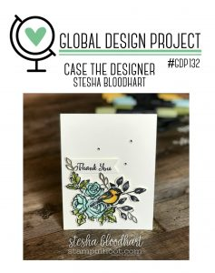 Vorgabe beim Global Design Projekt GDP132 CASE the Designer